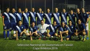 Copa América Taiwan 2016