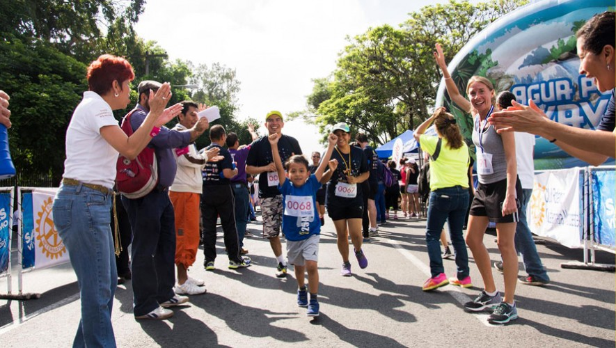 5k Run & Dance for Children  | Junio 2016
