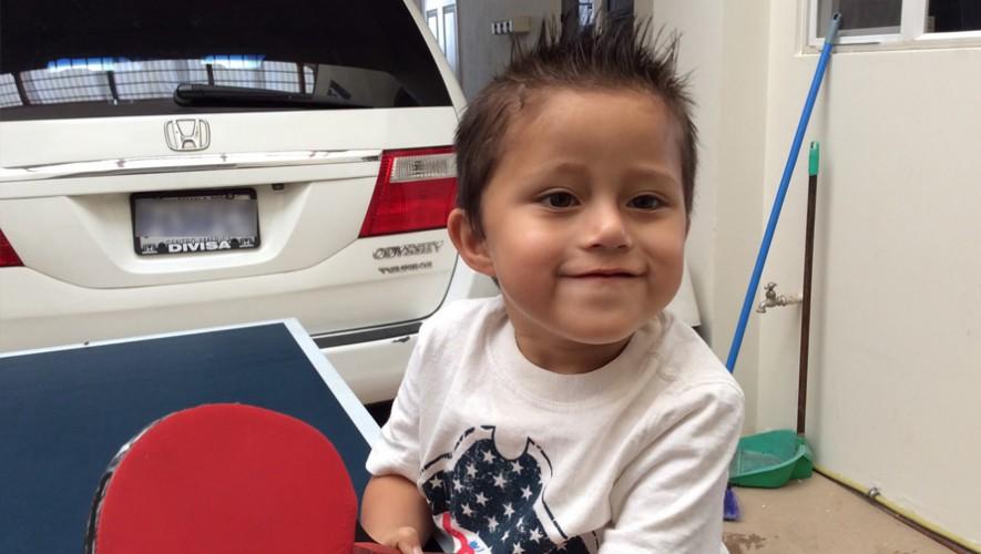 Descubre la razón por la que los padres de Adrián piden ayuda. (Foto: Adrian Gonzalez Enfermedad Genetica)