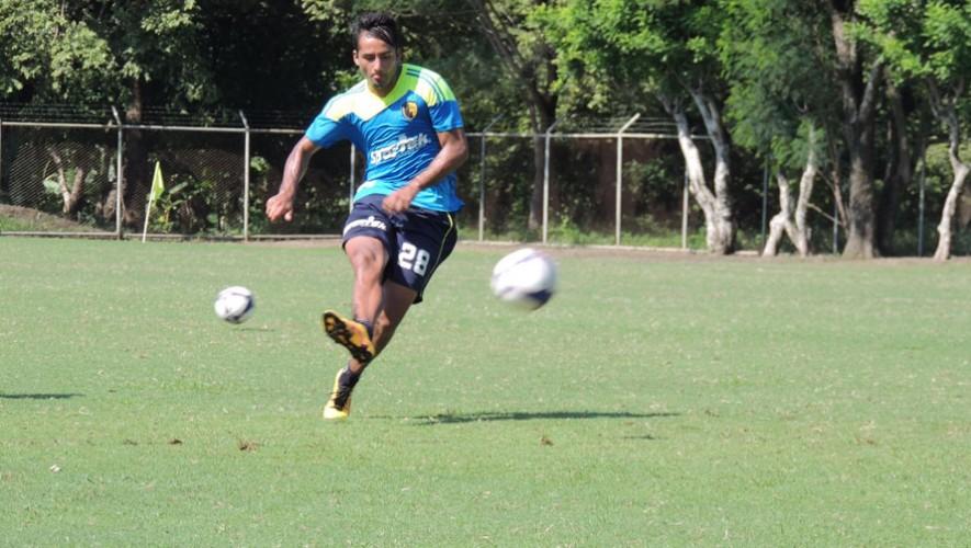Angelo Padilla, jugador guatemalteco