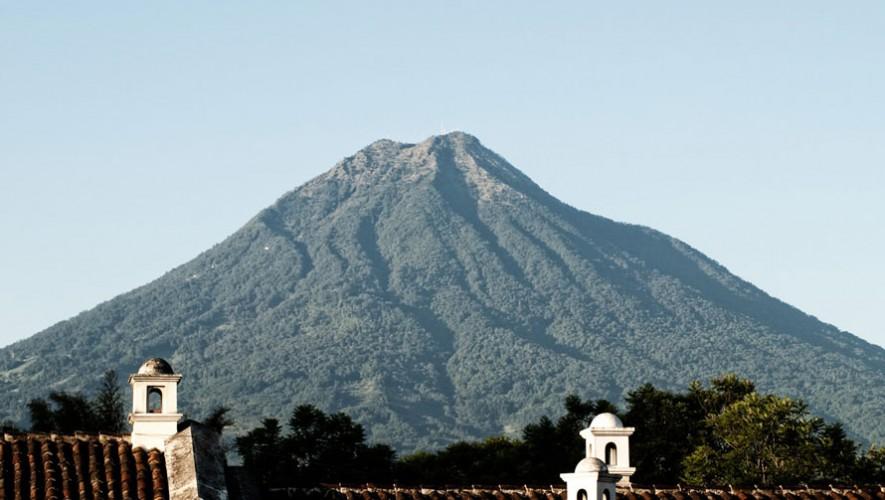 Ascenso Dominical al Volcán de Agua   Julio 2016