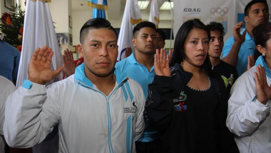 Halteristas guatemaltecos