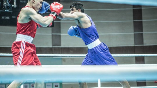 Campeonato Mundial de Boxeo Baku 2016