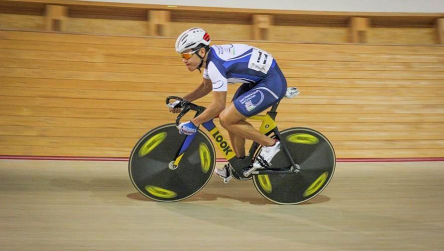 Brandon Pineda, velocista guatemalteco
