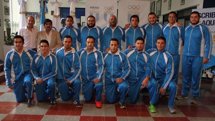 Selección masculina de Guatemala