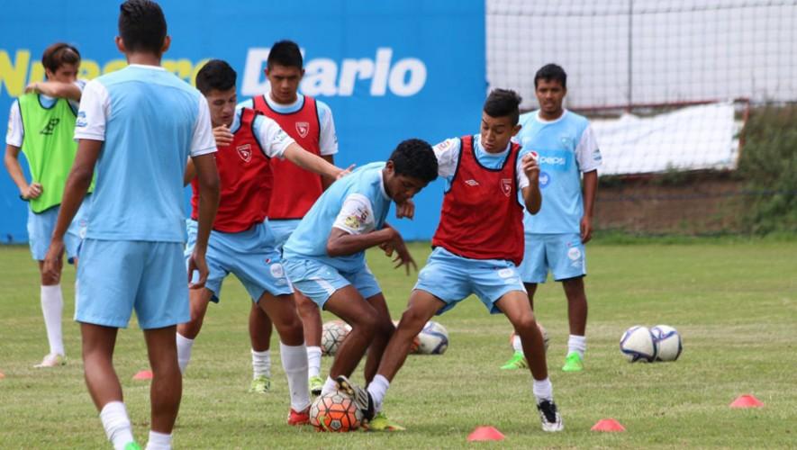Guatemala sub-20 del 2016