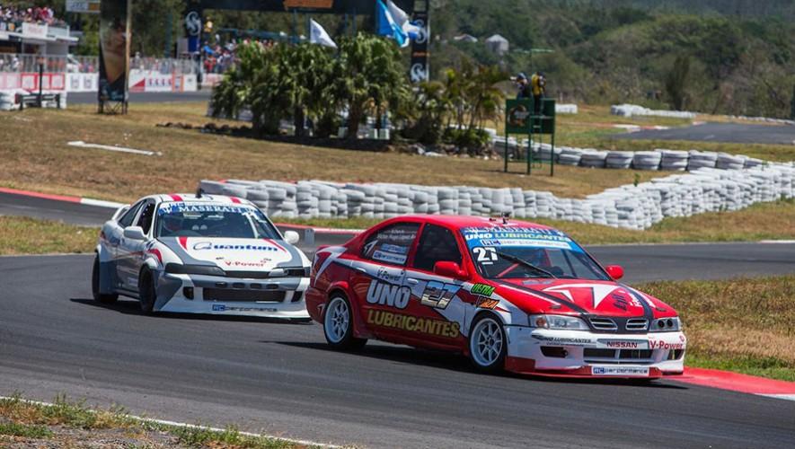 Tercera fecha del Campeonato Nacional de Automovilismo | Junio 2016