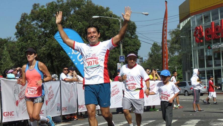 Séptima Carrera GNC Corre con el Corazón | Junio 2016