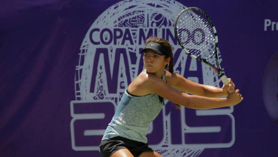Copa Mundo Maya de tenis | Junio 2016