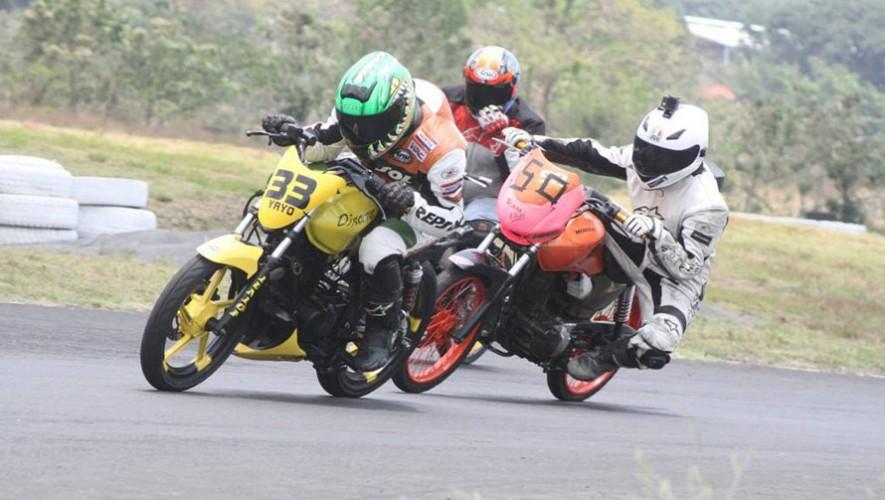 Cuarta fecha del Campeonato Nacional de Motovelocidad | Junio 2016