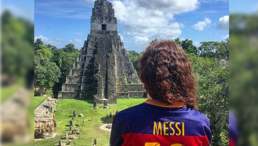 Fotografía que compartió el equipo del FC Barcelona en Instagram. (Foto: Sophia del Cid)