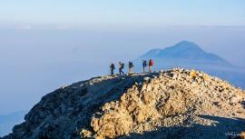 Una experiencia única y una increíble vista desde el volcán Tajumulco. (Foto: Abel Juárez)