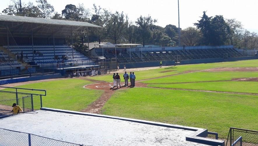 Diamante de Béisbol Enrique Trapo Torrebiarte