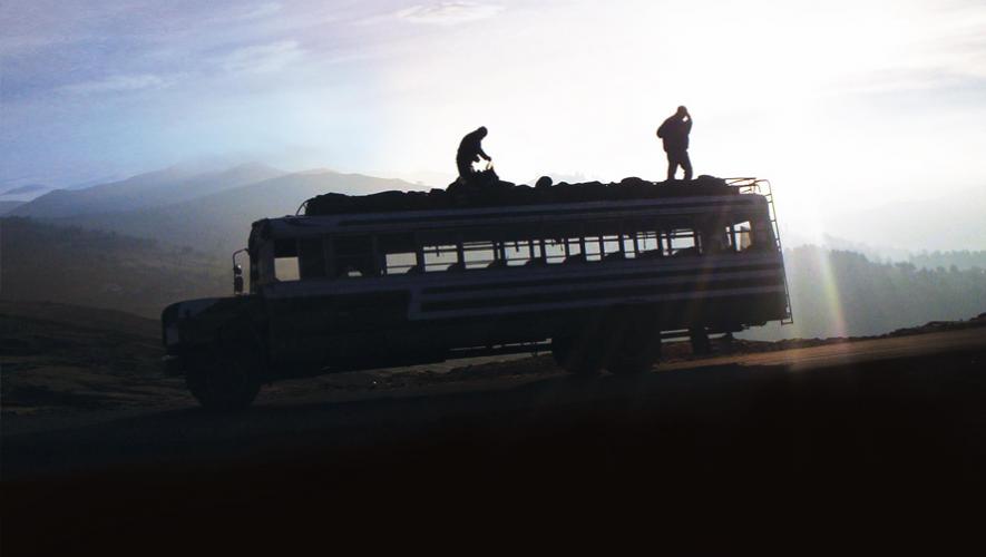 La Camioneta es un documental guatemalteco que muestra la transformación de los buses en transporte público. (Foto: Diego Colombi)