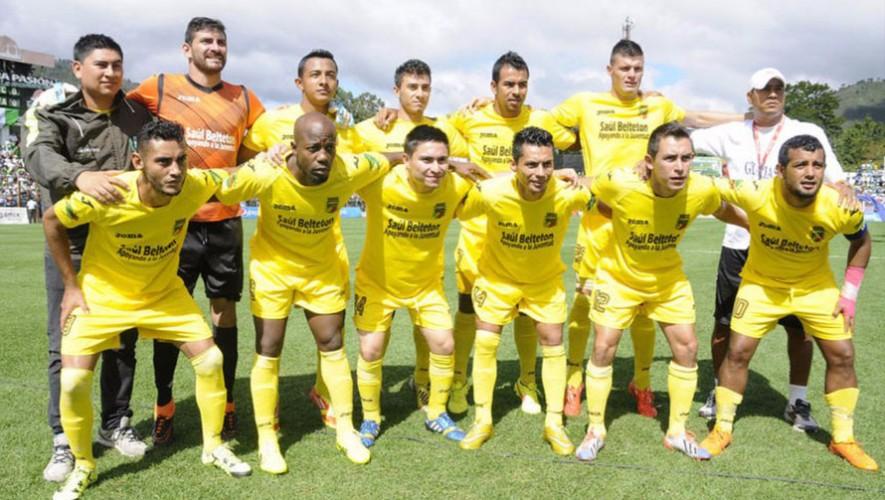 Partido amistoso de CD Guastatoya vs. CS Cartaginés | Junio 2016