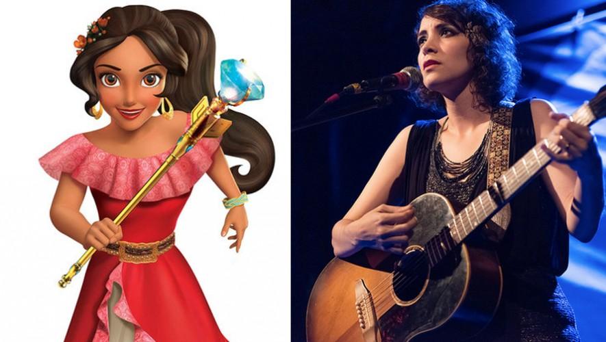 Escucha el tema oficial de Elena of Avalor interpretado por Gaby Moreno. (Foto: Billboard Latin)