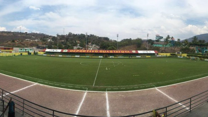 Estadio David Cordón Hichos