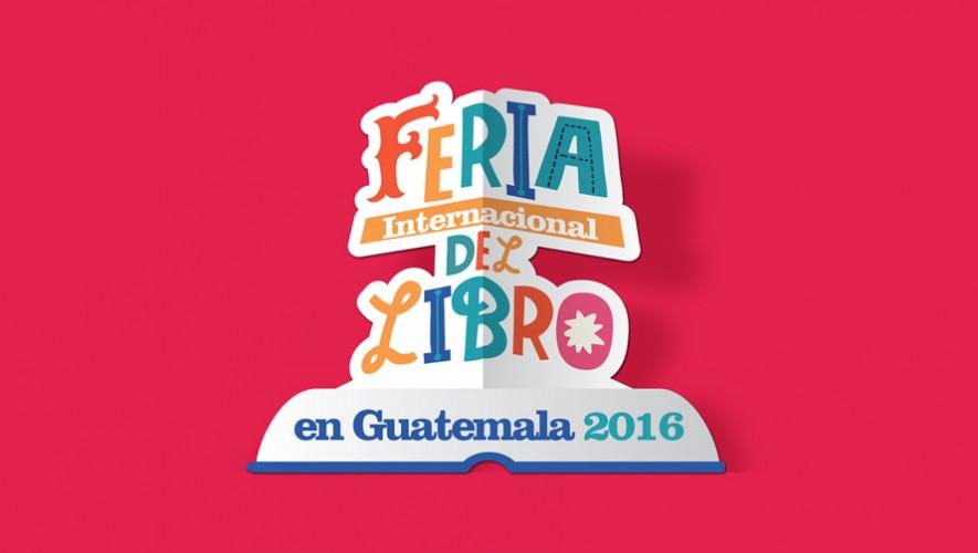 La Feria Internacional del Libro en Guatemala se realizará del 14 al 24 de julio. (Foto: Filgua)