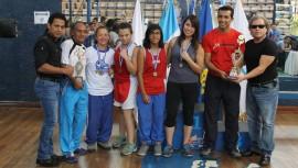 Campeonato Nacional Femenino de boxeo