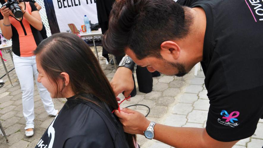 Entérate de cómo puedes hacer la donación de tu cabello en Guatemala. (Foto: Fundación de Amigos contra el Cáncer)