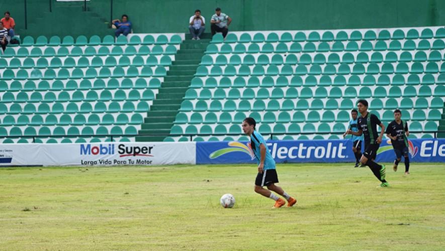 Sebastián Bosch, futbolista guatemalteco