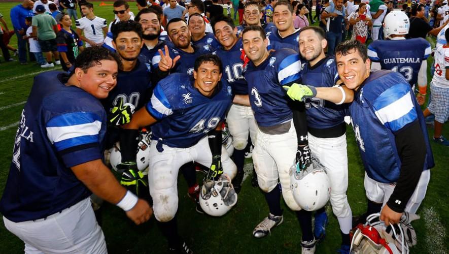 Football Americano de Guatemala