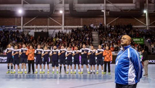 Selección masculina de Guatemala de Balonmano