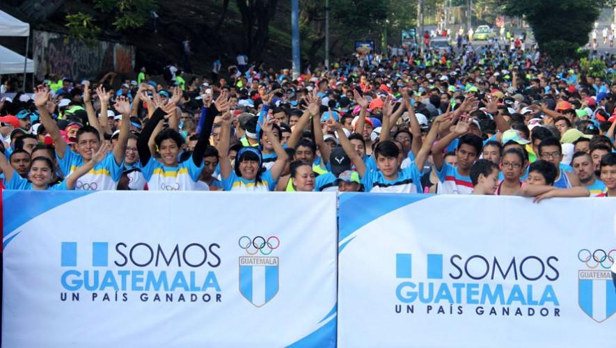Celebración del Día Olímpico