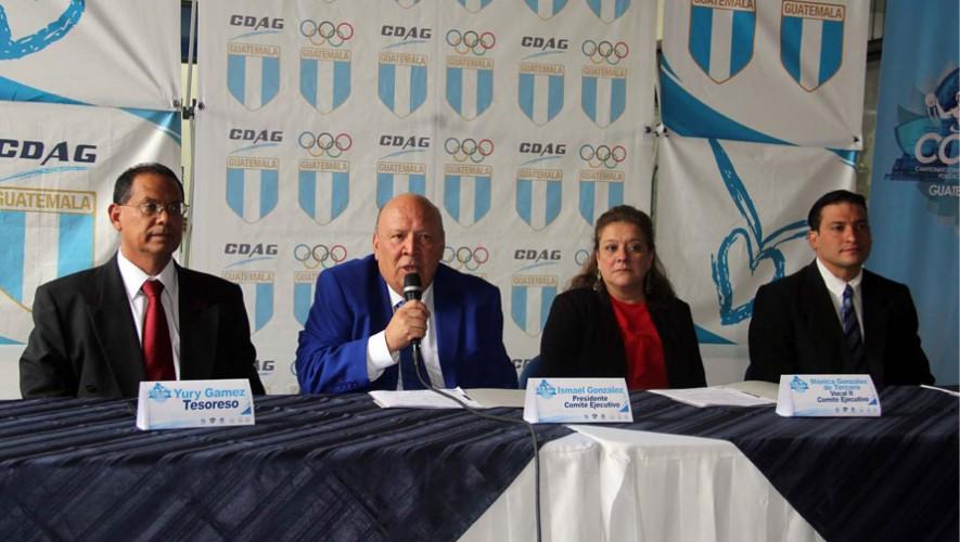 El evento fue presentado durante una conferencia de prensa. (Foto: CDAG)