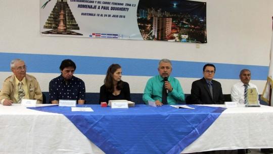 Federación de ajedrez de Guatemala