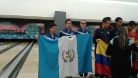 Selección de boliche de Guatemala