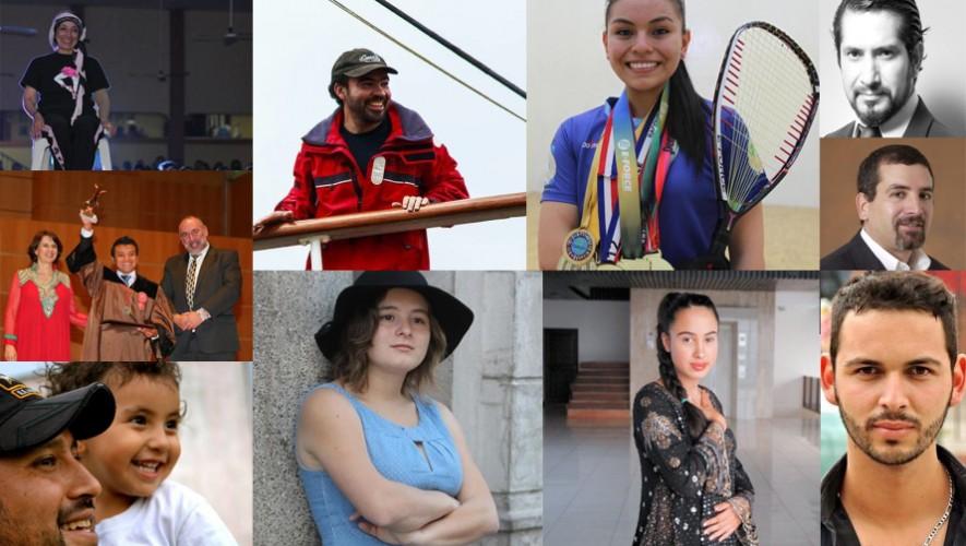 Tú puedes elegir a los guatemaltecos ilustres del 2016 (Foto: Seguros Universales)