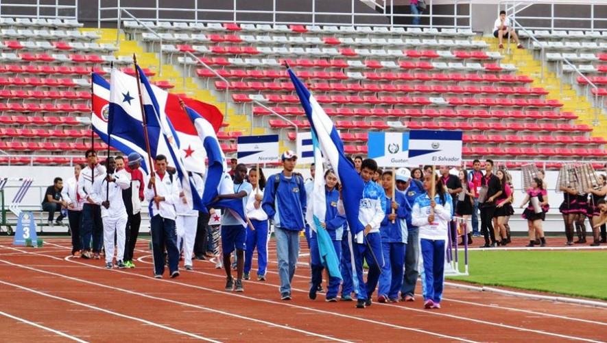 Guatemala participará en el Campeonato Centroamericano de atletismo