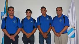 Delegación guatemalteca de Motocross