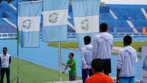Delegación guatemalteca de atletismo