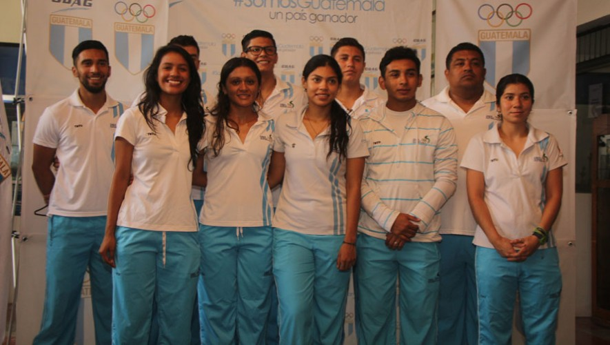 Delegación de esgrima de Guatemala