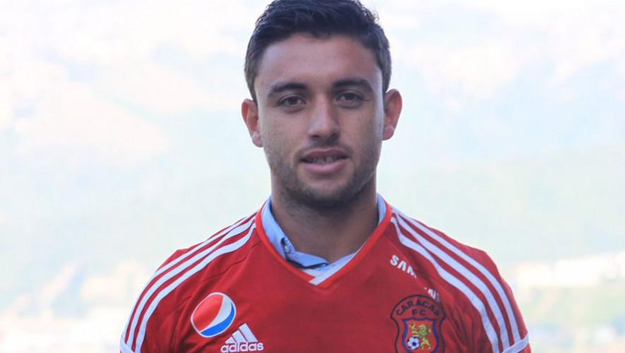 Henry López, jugador guatemalteco