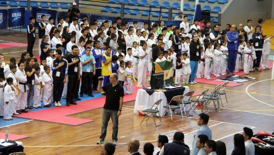 Campeonato Nacional de Taekwondo