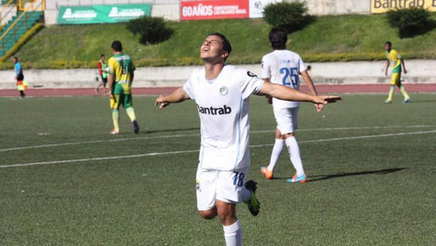 Kevin Elías, jugador guatemalteco