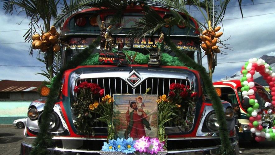 La Camioneta sigue la travesía de los buses desde Estados Unidos hacia Guatemala. (Foto: Facebook La Camioneta)