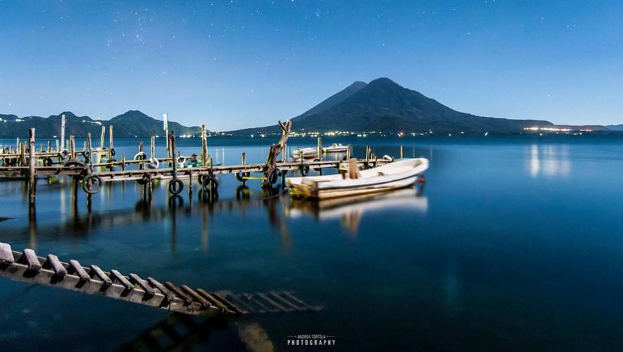 El Lago Atitlán en Guatemala es un sitio indispensable para visitar en América Latina. (Foto: Andrea Tórtola)