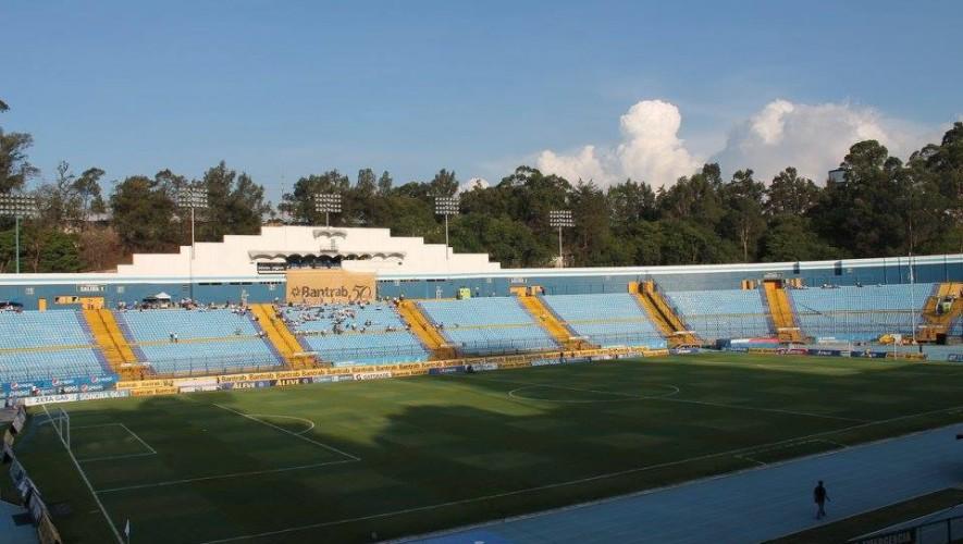 Estadio Doroteo Guamuch Flores