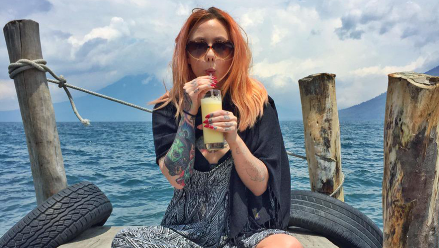 Megan Massacre regresará a Guatemala para la sexta edición de Expo Tattoo 2016 (Foto: Megan Massacre)
