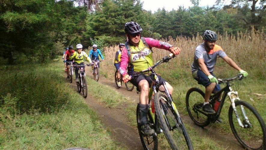 Mountain Bike a beneficio de la Teletón   Junio 2016