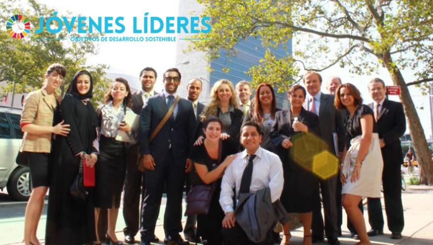 Los guatemaltecos podrían ser los próximos líderes en la ONU. (Fotografía con fines ilustrativos/UN Young Leaders)