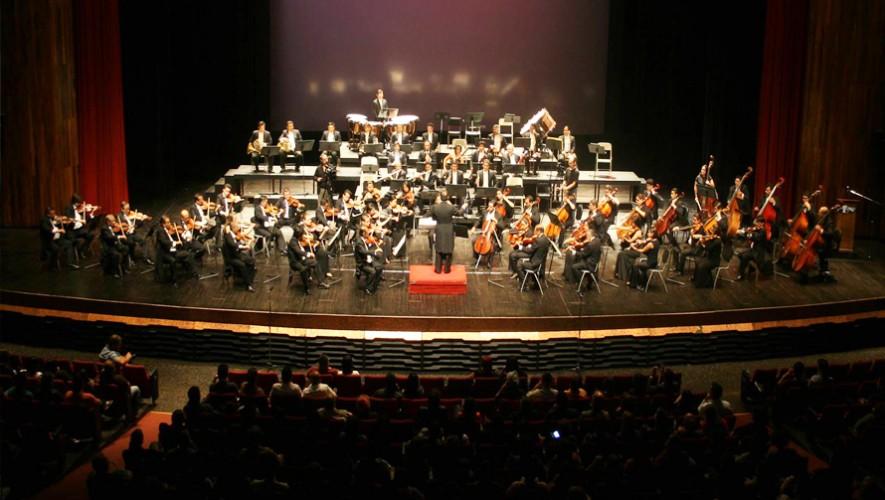 La Orquesta Sinfónica Nacional ofrecerá un concierto para papá el 17 de junio. (Foto: OSN De Guatemala)