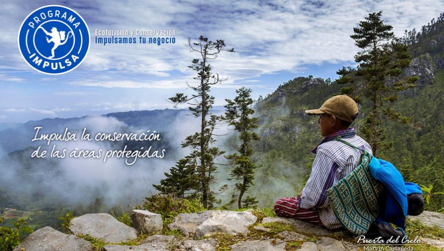 Participa en el Programa Impulsa de CONAP y Alterna. (Foto: Marvin Castañeda)