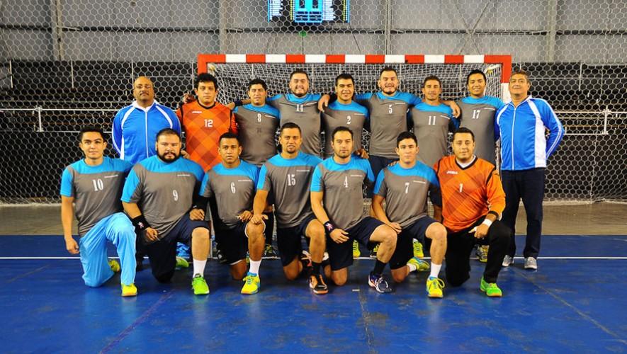 Selección de Guatemala de Balonmano