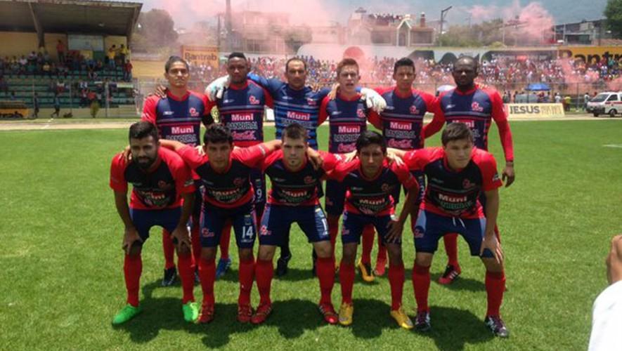 Malacateco, equipo de fútbol