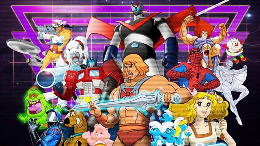 Las caricaturas antiguas regresan para la Retro Comic Convention   Julio 2016